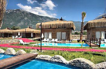 Sahra Su Holiday Village Spa Oludeniz